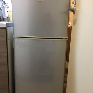 112リットル 冷蔵庫