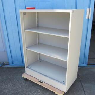 オープン書庫 H1100 ニューグレー
