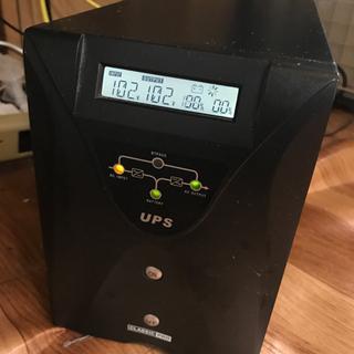 無停電電源装置(UPS) CLASSIC PRO UPS2000PS