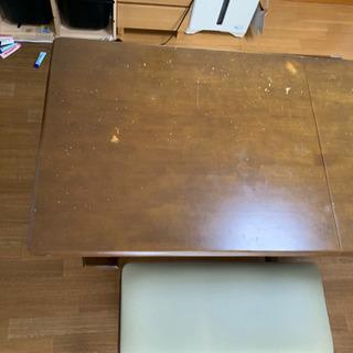 ダイニングテーブル 120センチ