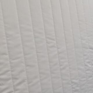 【無印良品】脚付マットレス シングルベッド シングル (状態良い◎) - 家具