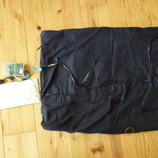 電気毛布 温度調節器付 12V 車中泊用