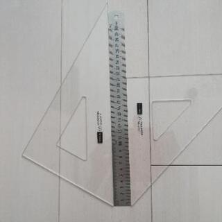 UCHIDA 三角定規 30cm 特殊級 S6032