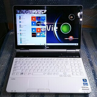 LaVie改87 Core i7 SSD Win10