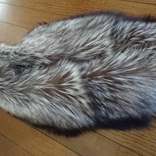 高級SAGA FOX襟巻