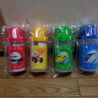 アサヒ飲料のノベルティグッズ☆水筒4種類☆譲ります。No29