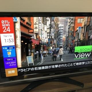 東芝レグザ42型 液晶テレビ(値下げ)