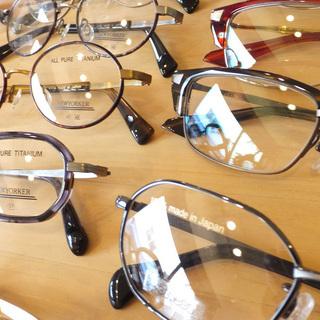 増税前の駆け込み企画☆メガネ一式がさらにOFF
