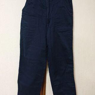男児150㎝ ズボン紺色ゆったりめ👖