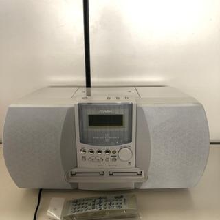 ビクター NS-X77WMD 美品 リモコン付 MDOK CDNG