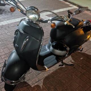HONDAジョーカー50
