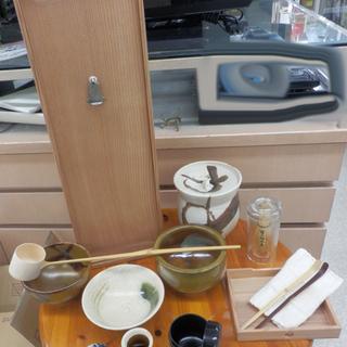 PayPay対応 茶道具一式 短冊箱 12点 札幌市西区西野