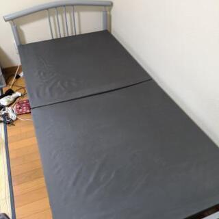 シングルサイズベッド無料