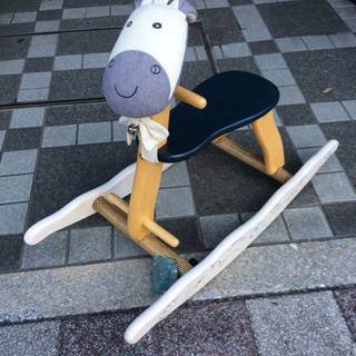R▽取りに来てくれる方歓迎‼︎子供用乗用玩具 木馬