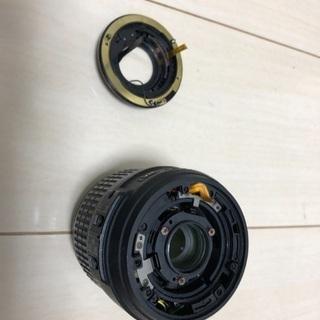ジャンク品 NIKON 18-55mm 標準ズームレンズ