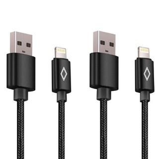 【新品・未使用】iPhone 充電ケーブル ライトニングケーブル...