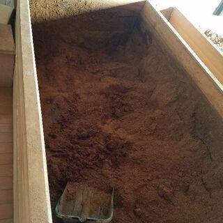 発酵済みおが粉、畑の肥料にいかがでしょうか!