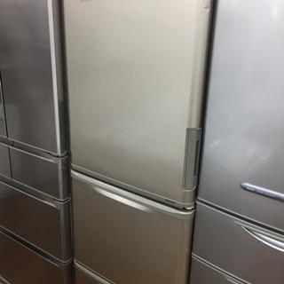 【SHARP】6ヶ月の保証付き!!3ドア冷蔵庫売ります!