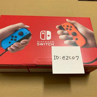 Nintendo Switch 2019年バッテリー強化版[ネオ...