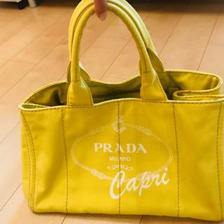 プラダ カナパ イタリアカプリ島限定 美品です。