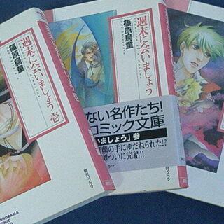 コミック文庫 篠原烏童/週末に会いましょう 全3冊