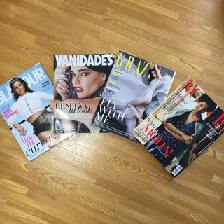 国内未販売☆海外雑誌 メキシコ スペイン語