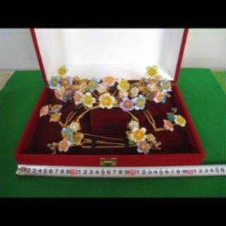 花嫁かんざしフルセット