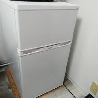 冷蔵庫91L Haier ハイアール JR-N91K 2016年製