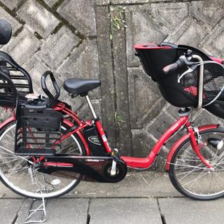 0-00 電動自転車 パナソニック ギュット 8アンペア