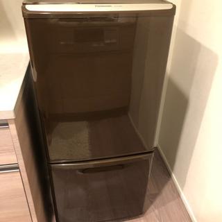 Panasonic製  冷凍冷蔵  2012年製 ブラウン