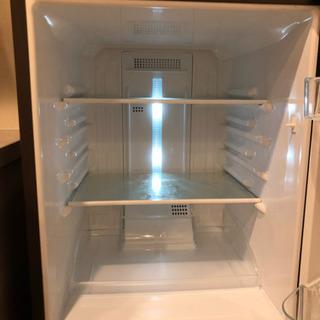 Panasonic製  冷凍冷蔵  2012年製 ブラウン - 家電