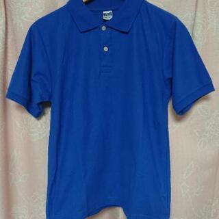 UNITEDATHIE ポロシャツ 青 S