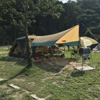 キャンプ道具セット Coleman中心