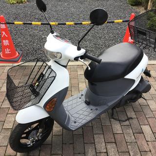 スズキ スクーター 原付バイク