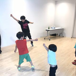 【9月25日(水)スターツおおたかの森ホールにてキッズダンスレッ...