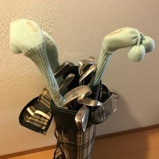 レディースゴルフクラブ・バッグ