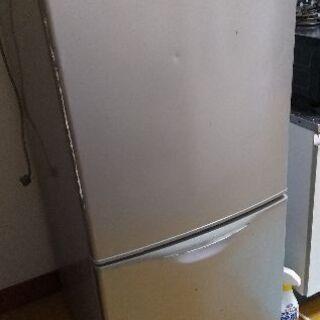 直接引取(鶴見区上の宮)冷蔵庫122L 単身用 無料