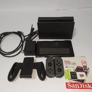 【交渉中】任天堂Switch microSD付き