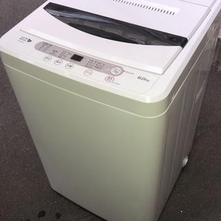 ヤマダ電機 洗濯機 6.0kg 2017年