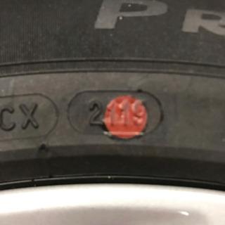 値下げしました。17インチ新品ホイールタイヤセット