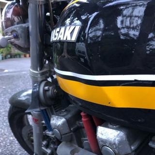 ゼファー1100 - バイク