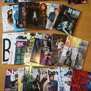 B'z ファンクラブグッズ 会報誌 非売品セット