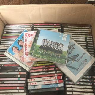 AKB48 、SKE. SDN.ミニモニなどアイドル系CD100枚
