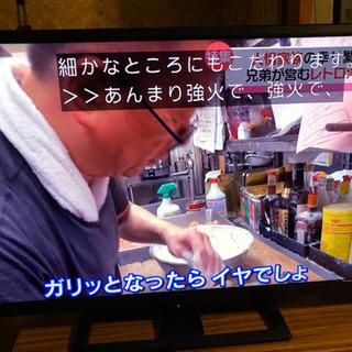 32インチ液晶テレビの画像