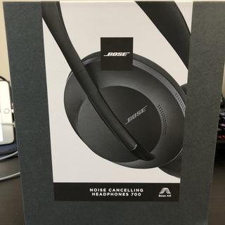 【未開封】Bose Noise Cancelling Headp...