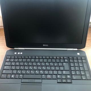 DELL ノートパソコン win10pro SSD256GB
