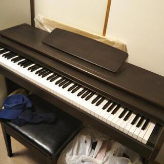 無料! フル鍵盤電子ピアノ。全音出ます。引き取り来れる方
