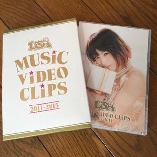 「LiSA/LiSA MUSiC ViDEO CLiPS 201...