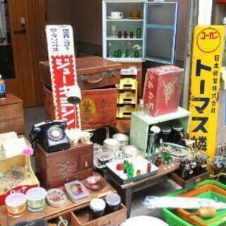 10月5日(土)レトロガレージセール開催! - 加賀郡