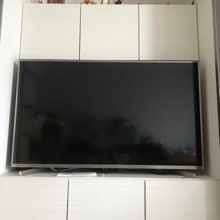 保証付き 美品 4k 50V型 Hisense smart TV...
